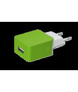 Зарядное устройство 5W Wall Charger - lime green
