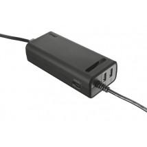 Зарядний пристрій Duo 90W Laptop charger with 2 USB ports