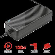 Универсальное зарядное устройство 120W Plug & Go Laptop Charger