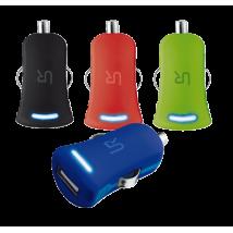 Зарядное устройство Smart 5W Car Charger - red