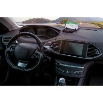 Бездротове ЗУ для автомобіля Trust Flexo Wireless Charging Car Mat