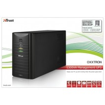 ДБЖ Trust Oxxtron 1300VA Management UPS