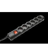 Сетевой фильтр Surge Protector 6 ports