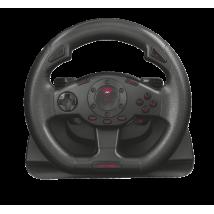 Рулевое колесо GXT 580 Vibration Feedback Racing Wheel