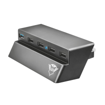 USB-концентратор GXT 219 USB Hub suitable for PS4 Slim