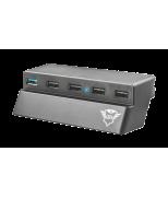 USB-концентратор GXT 219 USB Hub suitable for PS4 Slim