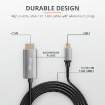 Кабель Calyx USB-C to HDMI