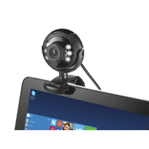 Веб-камера SpotLight Pro Webcam with LED lights (16428)