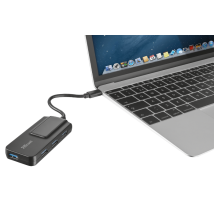 USB концентратор Oila TYPE-C to 4 Port USB 3.1 Hub