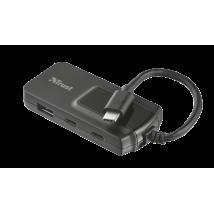 USB концентратор Oila 2+2 Port USB-С & USB 3.1. Hub