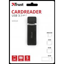 Кардридер Nanga USB 3.1 Cardreader