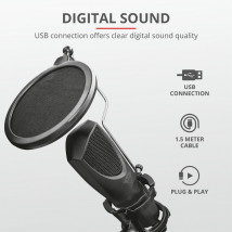 Мікрофон GXT 232 Mantis Streaming Microphone