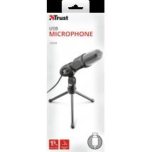 Мікрофон Voxa USB desk microphone - black