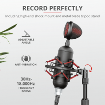 Мікрофон Trust GXT 244 Buzz USB Streaming Microphone