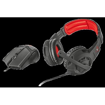Игровая мышь и гарнитура GXT 784 Gaming headset & mouse