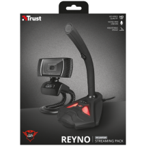 Мікрофон + Веб-камера XT 786 Reyno Streaming Pack (Webcam & Microphone)