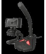 Микрофон + Веб-камера XT 786 Reyno Streaming Pack (Webcam & Microphone)