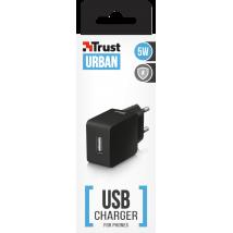 Зарядний пристрій Smart Wall Charger (BLACK)