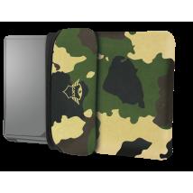 "Двосторонній чохол для ноутбука GXT 1244C Lido 17.3 ""Laptop Sleeve - jungle camo"