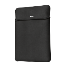 """Чехол для ноутбука + мышь Trust Yvo Reversible Sleeve for 15.6"""" Laptops - black"""