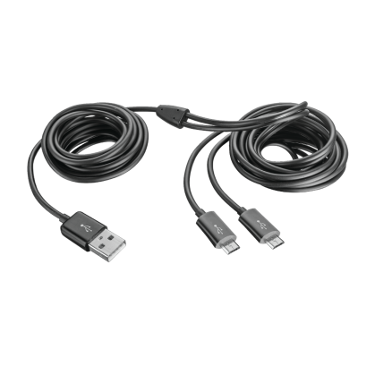 Кабель GXT 221 Duo Charge Cable suitable for Xbox One