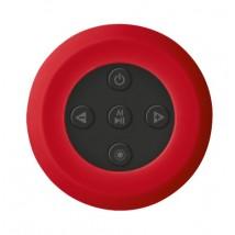 Портативна бездротова акустика Dixxo Go Wireless Bluetooth Speaker with party lights red