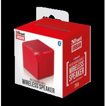 Портативна бездротова акустика Ziva Wireless Bluetooth Speaker - Red