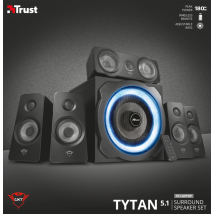 Акустична система GXT 658 Tytan 5.1 Surround Speaker System