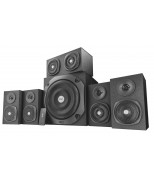 Акустическая система Vigor 5.1 surround speaker system for pc - black