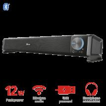 Звуковая панель для ПК и ТВ  Asto Soundbar with Bluetooth