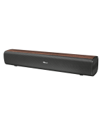 Vigor Wireless Soundbar with Bluetooth - brown