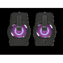 Колонки Gemi RGB 2.0 Speaker Set - black