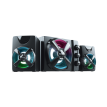Акустична система Trust Ziva RGB 2.1 Gaming Speaker Set