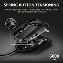 Игровая мышь Trust GXT 950 Idon Illuminated Gaming Mouse