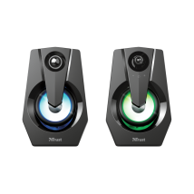 Акустическая система Trust Ziva RGB Illuminated 2.0 Gaming Speaker Set
