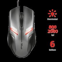 Професійна ігрова клавіатура GXT 285 ADVANCED (21201) + Ігрова миша