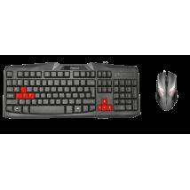 Ігрова клавіатура Ziva Gaming Keyboard + ігрова миша