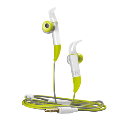 Гарнитура Fit In-ear Sports Headphones - green
