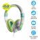 Детские наушники Trust Sonin kids headphone - blue/green