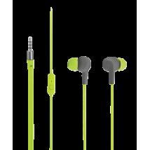 Навушники Aurus Waterproof In-ear Headphones - Lime