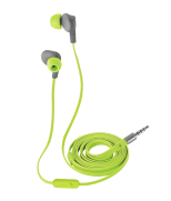 Наушники Aurus Waterproof In-ear Headphones - Lime