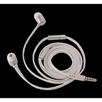 Гарнитура Duga In-Ear Headphones - silver