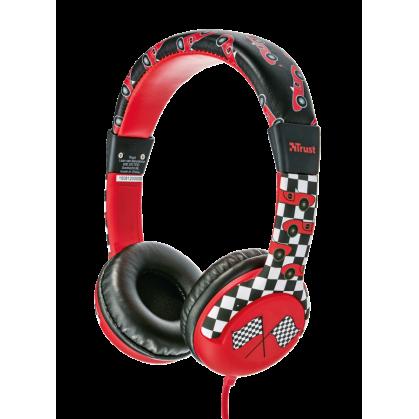 Детские наушники Spila Kids Headphone - car