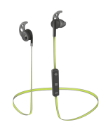 Беспроводные наушники Sila Bluetooth Wireless Earphones - black/lime
