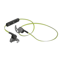 Бездротові навушники Sila Bluetooth Wireless Earphones - black / lime