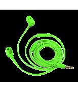 Гарнітура Duga In-Ear Headphones - Neon Green