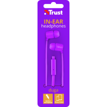 Гарнітура Duga In-Ear Headphones - Neon Purple