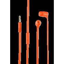 Гарнитура Duga In-Ear Headphones - Neon Orange