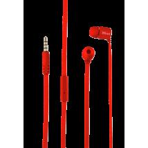 Гарнитура Duga In-Ear Headphones - Full Red