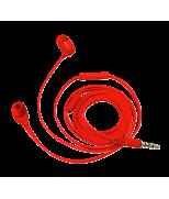 Гарнітура Duga In-Ear Headphones - Full Red